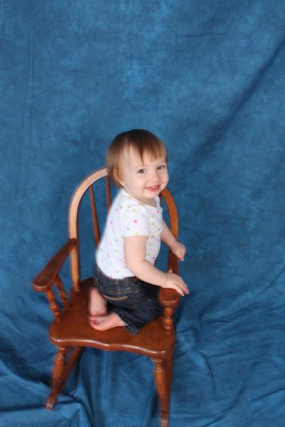 Kayla 12 Months