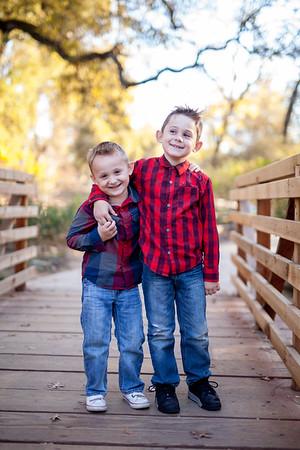 My boys Fall 2019