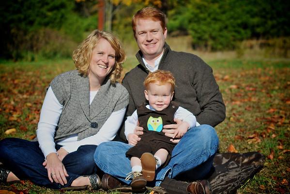 2011.10 - Bell Family