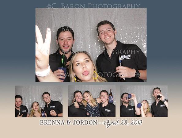 Brenna + Jordon = Open Photobooth