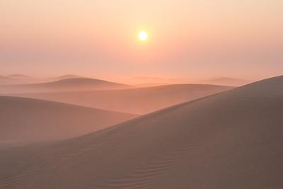 Dubai desert, UAE