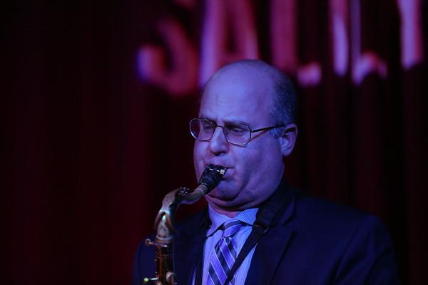 Peter Greenfogel Quartet @ Black Eyed Sally's 02-17-20