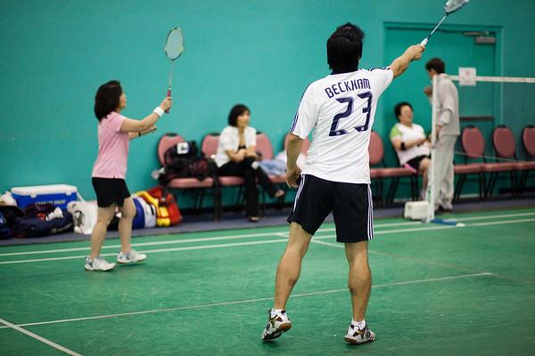 2nd Annual Enopi Badminton Tournament 5.22.2010
