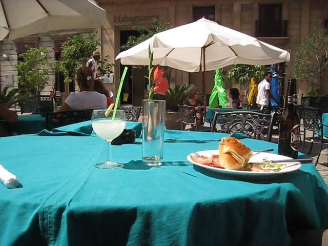 Havana - near Plaza San Francisco