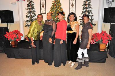 Metro Bowling & Social Club Annual Christmas Party Dec 10, 2011