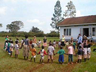 2008 CHD Uganda outreach