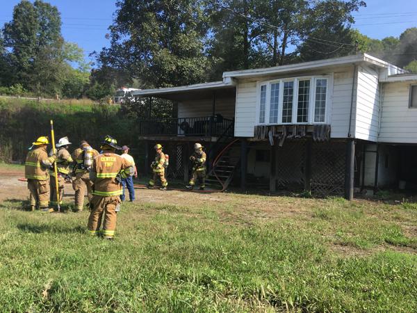 Center Township fire