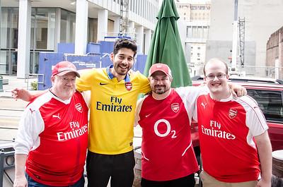 Arsenal 2016