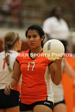La Porte JV Volleyball vs GCM 8/20/2013