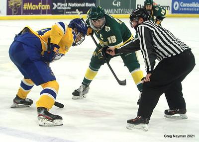 WCHA Championship Northern Michigan vs Lake Superior  by GMN