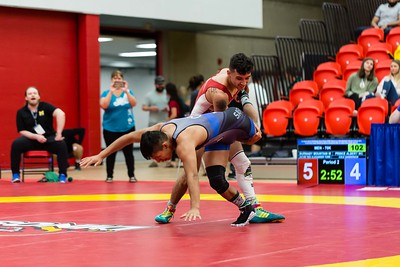 2019 WCL Non-Olympic Weight Trials