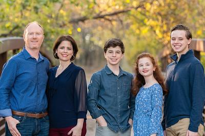McElroy Family Photos 2020
