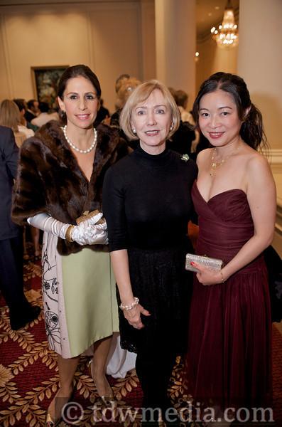 Lisa Grotts, Trish Otstott, and Yi-Chi Peng