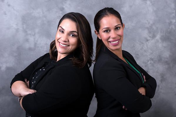 Cristina & Nancy Headshots