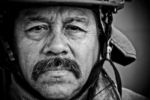 Jack Rubalcava - Houston Firefighter 71st