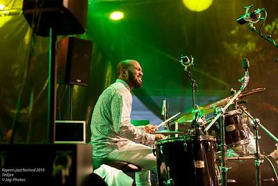 Kayenn Jazz Festival 2015 Tedjee