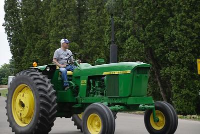 Tractorcade 2021, Eagle Point Park
