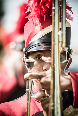Marching Band, Color Guard, Orchestra
