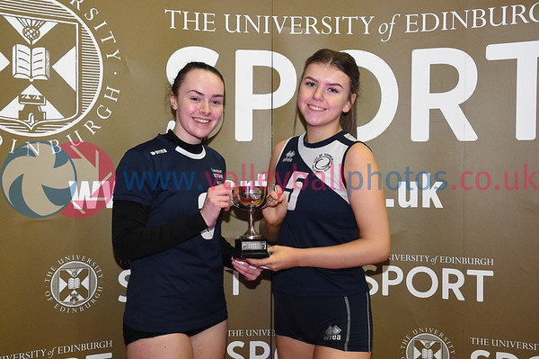 2019-04-14 Girl's  U16 Cup Final