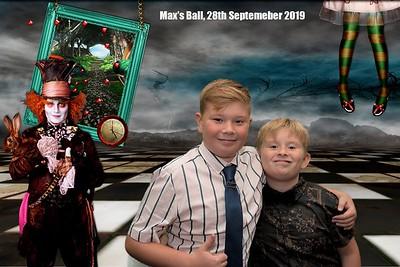 Max Ball 2019