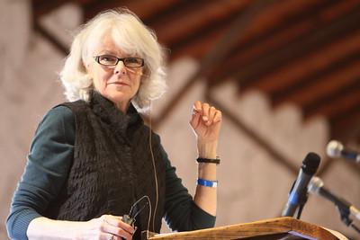 Barbara Brown Taylor at Mo-Ranch 2011