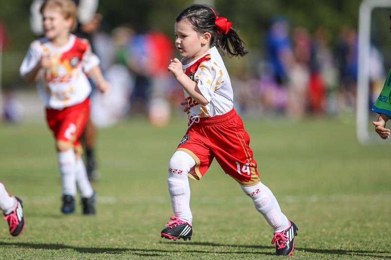 St. Philip's Episcopal Soccer, 2017