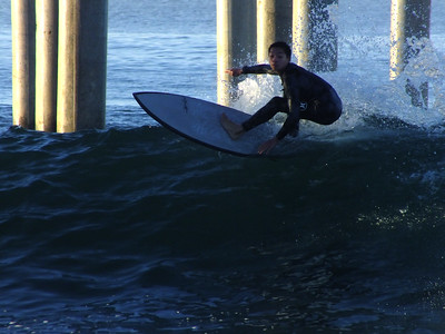 11/15/20 * DAILY SURFING PHOTOS * H.B. PIER