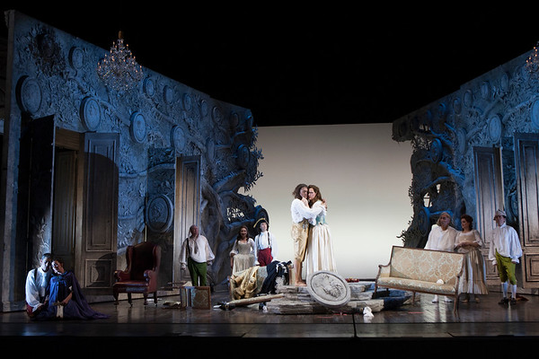 THE MARRIAGE OF FIGARO Production Photos
