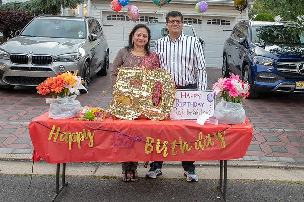 Raj Pandya's 50th Birthday