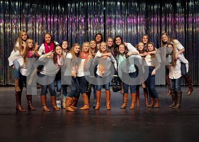 2014 LHHS Girls Soccer Team & Individual