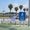 Spain continued its normal checks on vehicles after the opening of the new installations in Gibraltar, with vehicles randomly stopped immediately after the Chief Minister departed. For the next 30 minutes a systematic pattern of one in every five vehicles were checked.