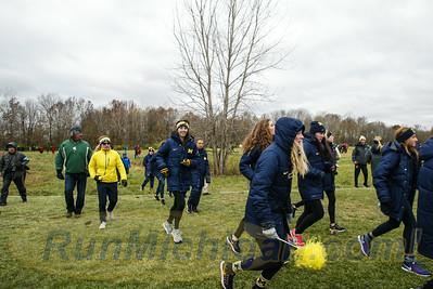 Post Race, Women - 2016 NCAA D1 XC Championships