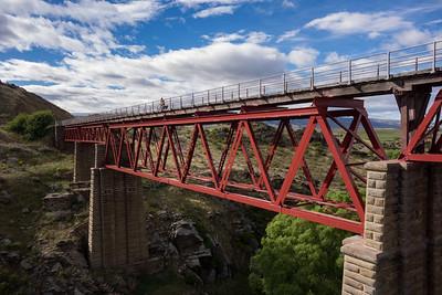 Central Otago Rail Trail, 21-23 October 2017