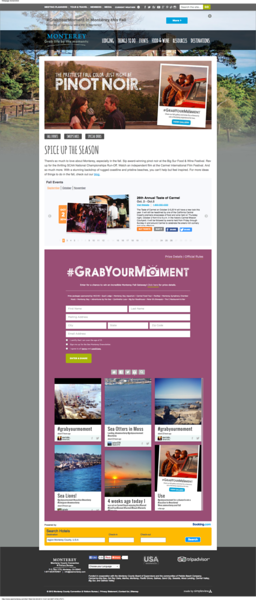 Win a Trip to Monterey See Monterey CA (1)