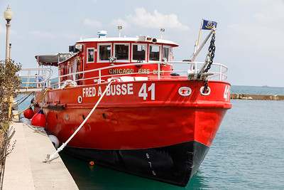 Engine 41 Fireboat Cruise