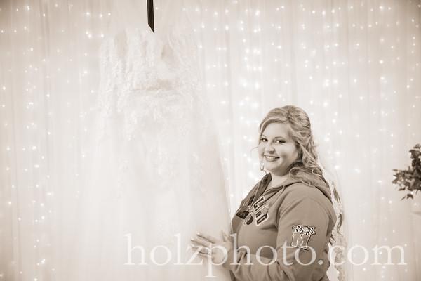 Heather & Josh Creative Wedding Photos