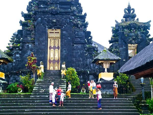 Besakih Temple, Mt. Agung