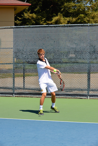 Menlo Boys Tennis 2014 - Senior 1