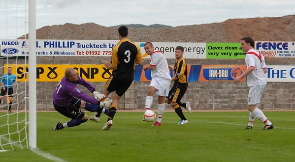 East Fife v Airdrie (2.0) 13 8 11