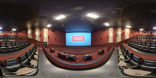 360 pictures of Cinemark theaters