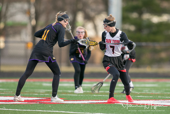 Girls Lacrosse vs Guerin (3/13/18)