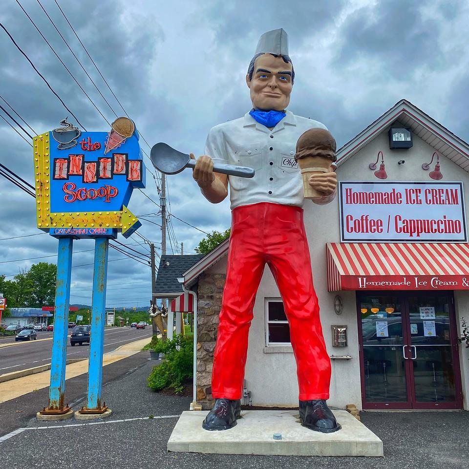 muffler men - big chip - coopersburg pennsylvania