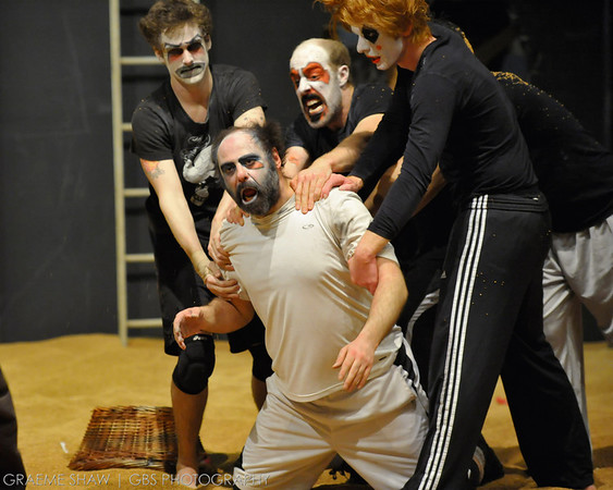 Behind the Scenes with King Lear