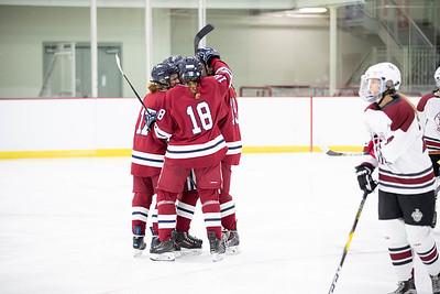 1/22/20: Girls' Varsity Hockey v Loomis Chaffee