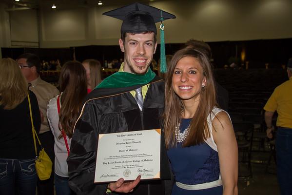 Dr. Nicholas's Graduation