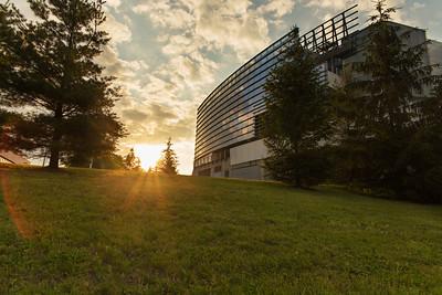 Cancer Research Center exteriors