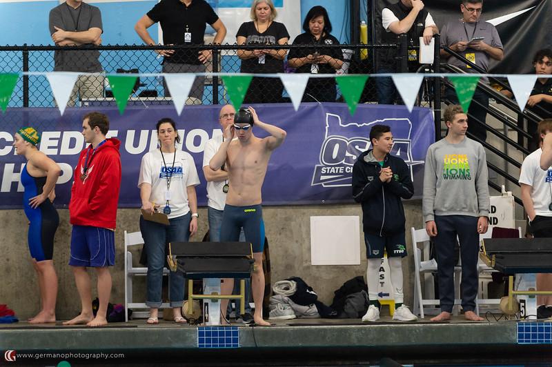 Boys 200 IM State Championships