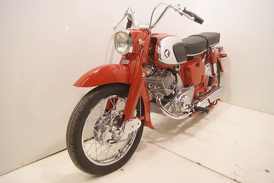 1965 Honda CA95 Benly Baby Dream