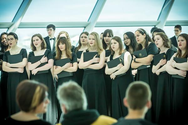 Marquette Choir 2016