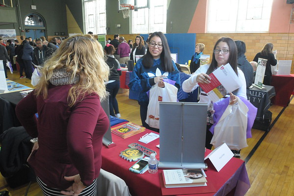 Greater Norristown P.A.L. holds annual College Fair